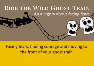 Ride the wild ghost train